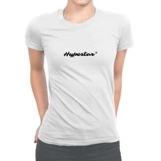 Womens T Hypestar White